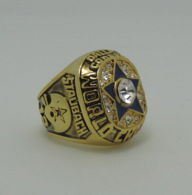NFL 1971 Dallas Cowboys super bowl ring replica size 11 US