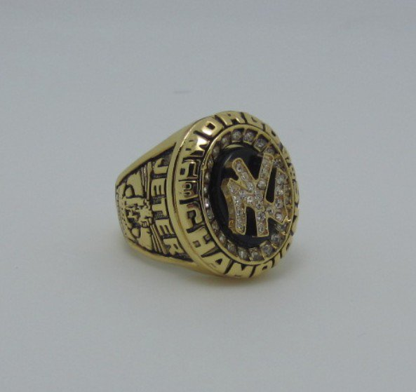 1998 New York Yankees MLB World series ring 11S