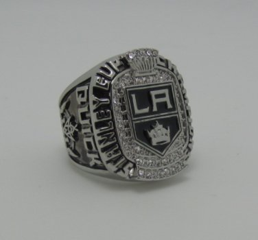 2012 Los Angeles La Kings Hockey Championship ring 11S alloy solid good quality