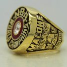 1983 Philadelphia 76ers NBA Basketball National Championship Ring 12 Size Malone Gift