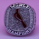 MLB 2011 St. Louis Cardinals Baseball world series Championship ring cooper ring size 10