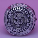 MLB 2010 San Francisco Giants Baseball  world series Championship ring cooper ring size 10