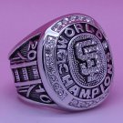 2010 San Francisco Giants Baseball  MLB world series Championship ring cooper ring size 12