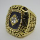 1986 New York Mets MLB world series Championship ring cooper ring size 10