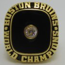1970 Boston Bruins NHL Hockey Stanely cup Championship ring replica size 11 US Copper solid ring