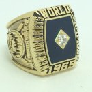 MLB 1969 Los Angeles Dodgers world series championship ring 9-13 size to choose