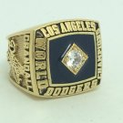 MLB 1981 Los Angeles Dodgers world series championship ring 9-13 size to choose