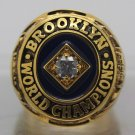 MLB 1955 Los Angeles Dodgers world series championship ring 9-13 size to choose