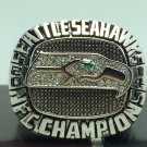 2014 Seattle Seahawks NFC super bowl championship ring size 8-14 copper solid