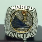 2015 Golden State Warriors NBA Basketball championship ring 8-14S for sale