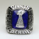 1986 NFL New York Gaints Super bowl XXI CHAMPIONSHIP RING 11S player PARCELLS
