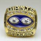 1990 NFL New York Gaints Super bowl  XXV CHAMPIONSHIP RING  11S  player SIMMS