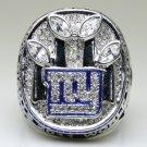 2011 NFL Super bowl XLVI CHAMPIONSHIP RING New York Gaints MVP Player Manning 11S