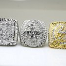 5 PCS 1999 2003 2005 2007 2014 San Antonio Spurs Championship Ring Duncan 10S