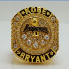Special memoriable Los Angeles Lakers ring for KOBE 10 and 11S to choose
