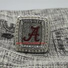 On Sale 2015 2016 Alabama Crimson Tide SEC National Championship Ring 8-14S
