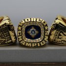 1978 New York Yankees MLB World Series ring 12 size US With Munson name