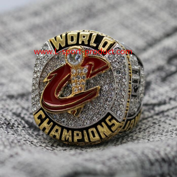8 size US 2016 Cleveland Cavaliers basketball championship ring for JAMES 23# Ship today