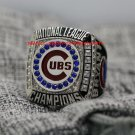 Ship today 2016 Chicago Cubs NL Championship ring 12S for MVP Bryant NO 17