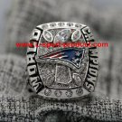 2017 New England Patriots NFL super bowl championship ring 10S for Tom Brady