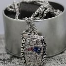 2016 New England Patriots super bowl championship Necklace