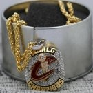 2016 Cleveland Cavaliers basketball championship necklace ship today