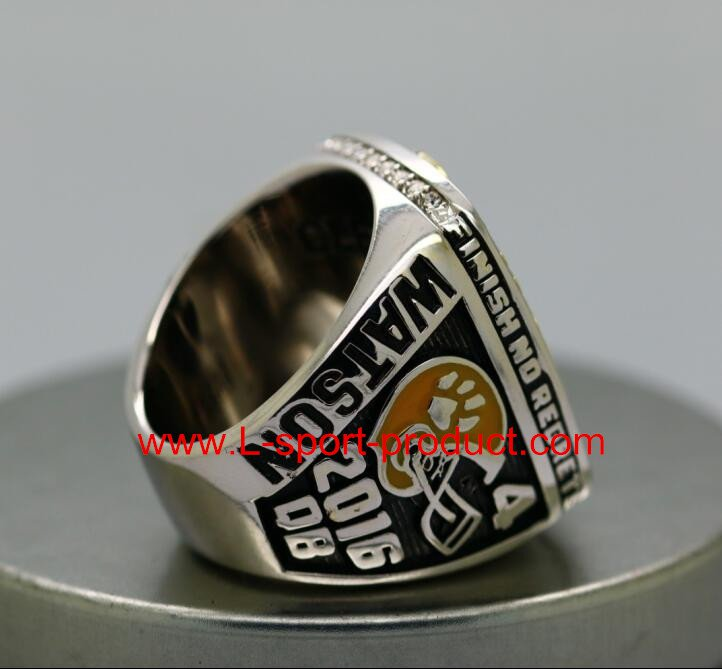 National Championship Ring 2016 2017 Clemson tigers NCAA 10S for WATSON