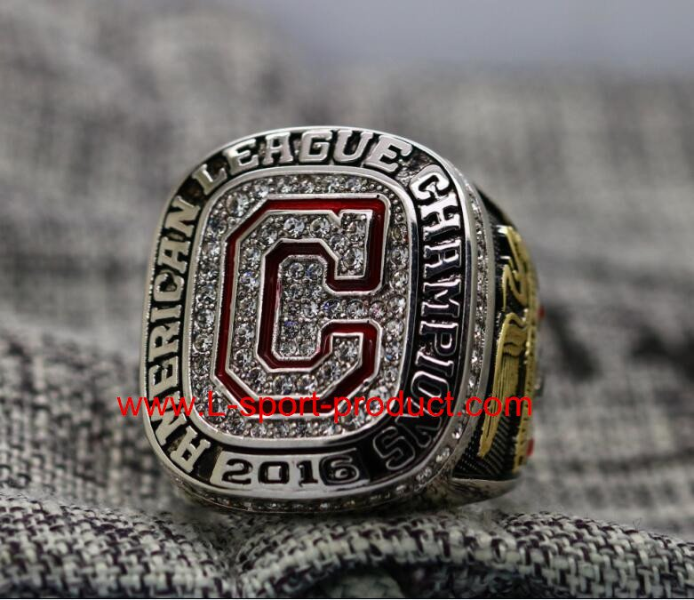 2016 2017 Cleveland Indians American League Championship Ring 10 Size