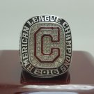 2016 2017 Cleveland Indians American League Championship Ring 11 Size