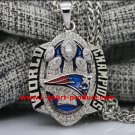 2016 2017 New England Patriots super bowl championship Necklace