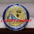 KEVIN DURANT 2017 Golden State Warriors Basketball championship ring 8-14S