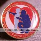 Community Involvement Walmart Lapel Pin