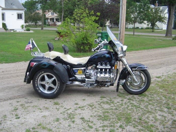 1998 Honda Valkyrie Trike ,Lehman Conversion