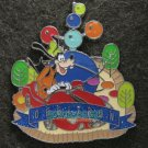 Disney 2010 Pin HKDL Disney Attraction​s Collection - Orbitron (Goofy)