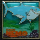 Disney 3D Pin 2005 HKDL BRUCE shark from Finding Nemo
