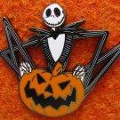 Disney HKDL Halloween 2008 - Jack Parade Cart Flat Pin