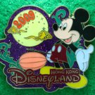 Disney Pin HKDL 2009 Mid Autumn Festival - Mickey LE300