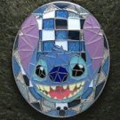 73727 Disney Pin 2009 HKDL Mystery Tin Pin Mosaic Collection - Stitch