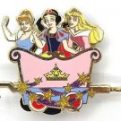 53034 Disney 2008 HKDL Mystery Tin Character Train Collection - AURORA CINDER