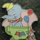 81806 Disney Pin 2011 HKDL Coffee Cup Series - Dumbo and Timothy RARE
