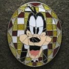 73734 Disney Pin 2009 HKDL Mystery Tin Pin Mosaic Collection - Goofy