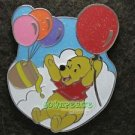 75383 Disney 2009 HKDL - Pin Trading Mini Starter Set - Pooh Head (Pooh Only)