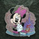 82272 Disney Pin 2011 HKDL 5th Anniversary Mystery Collection - Minnie