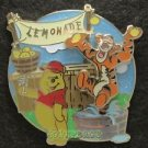 64863 Disney Pin HKDL - Winnie the Pooh & Friends - Seasons Version 2 (Summer)