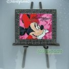 85105 Disney Pin 2011 HKDL Oil Painting Series - Minnie (LE800)