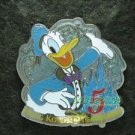 82273 Disney Pin 2011 HKDL 5th Anniversary Mystery Collection - Donald