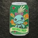 66511 Disney Pin 2009 HKDL Mystery Tin Pin Soda Can Collection - Scrump RARE