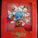 69351 Disney Pin HKDL - Pin Trading Day 2009 - Boxed Jumbo