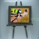 85101 Disney Pin 2011 HKDL Oil Painting Series - Goofy (LE800)