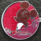64478 Disney Pin 2008 HKDL - Minnie Mouse - Shadow